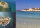 L'isola delle correnti, a Portopalo, un posto incantato in un mare strepitoso. Guarda anche il video.