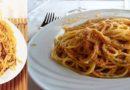Gli Spaghetti alla SIRACUSANA…Ricetta Tipica. Le ricette di Zia Carmela