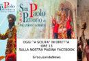"""OGGI ORE 13 IN DIRETTA DALLA NOSTRA PAGINA FACEBOOK SiracusandoNews """"A SCIUTA"""" di San Paolo a Palazzolo Acreide"""