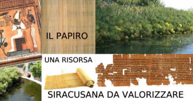 Valorizzare il Papiro per farlo diventare un punto di forza del turismo siracusano. Dalla storia al presente, per puntare al futuro.