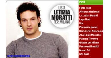 Quando il Nostro Sindaco Francesco Italia era Fascisto-Friendly. Correva l'anno 2006.