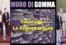 Siracusa, la Giunta Italia è un muro di gomma. Città allo sbando e loro capaci solo ad ascoltare il proprio ego.