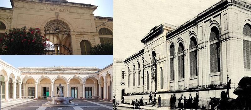 Antico Mercato di Ortigia. La storia e la sua situazione attuale.