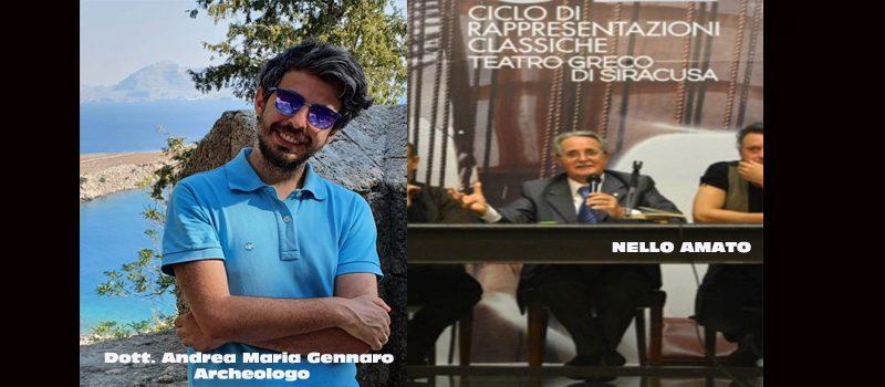 La scomparsa del Prof. Nello Amato, nel ricordo del Dott. Andrea Gennaro, giovane archeologo di fama internazionale.